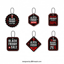 Black friday specials tag collection