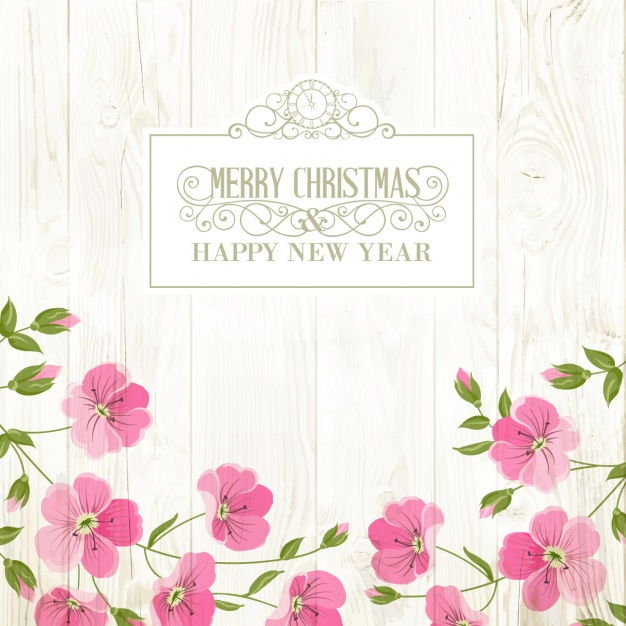 Christmas background design Vector   Premium Download