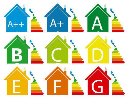 Creative arrow logos set vector 03
