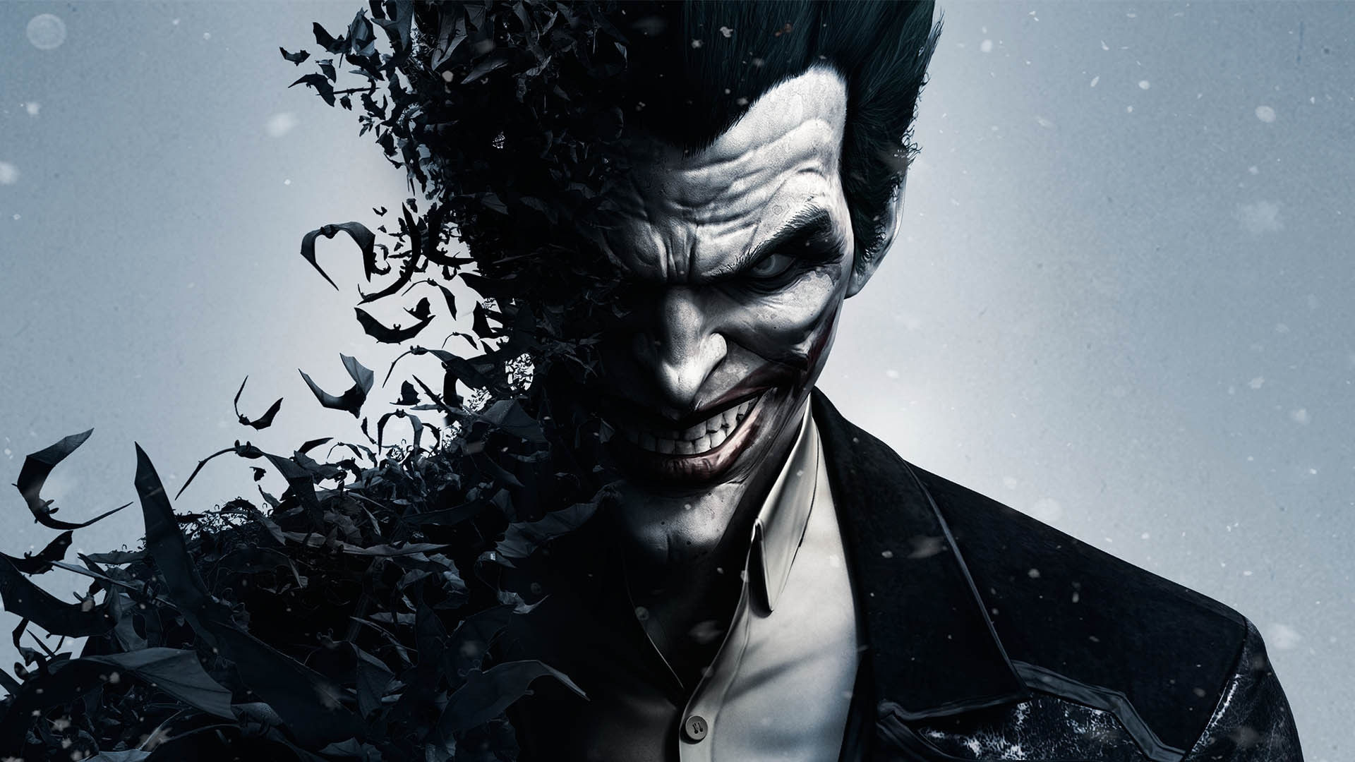 Batman Arkham Joker Wallpaper