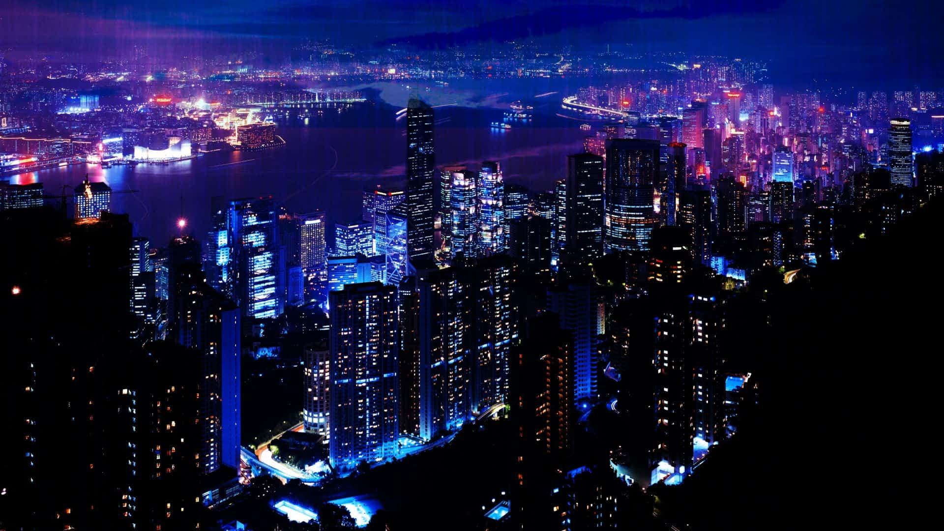 Night City Wallpaper