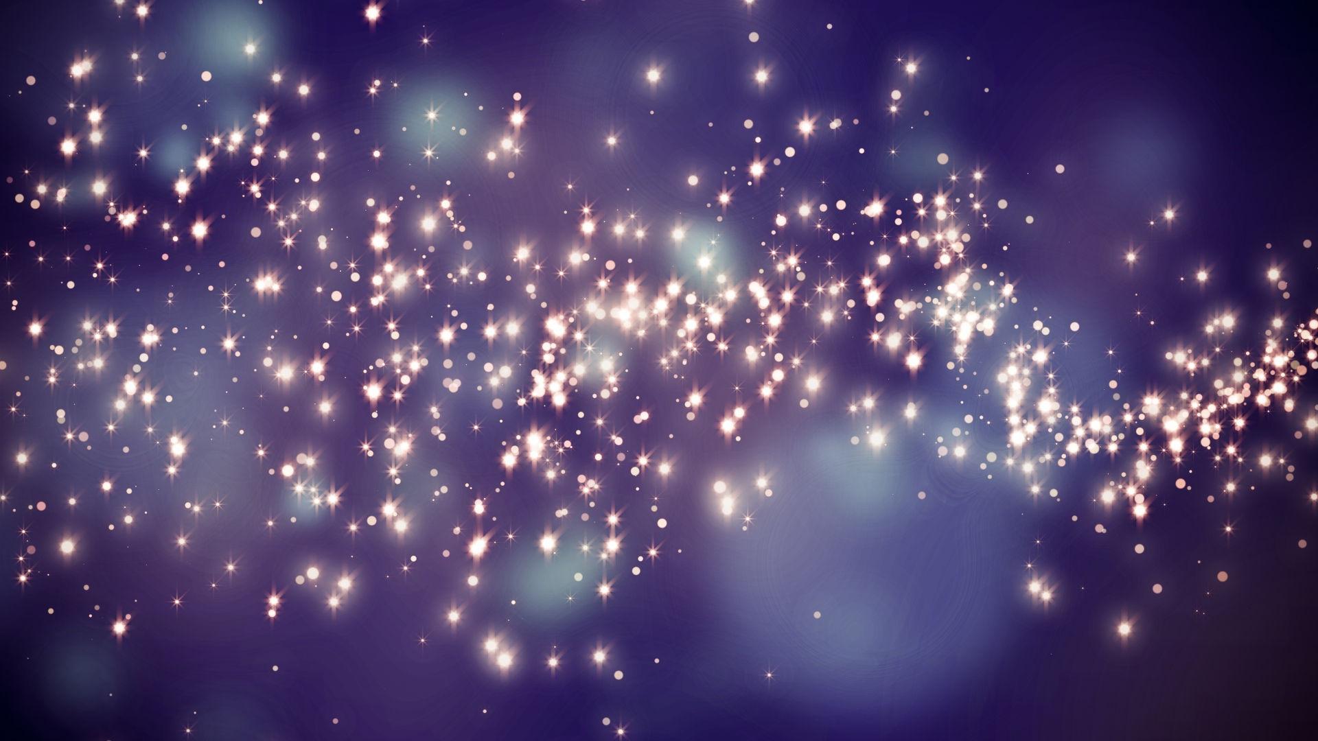 Stars Reflections Wallpaper