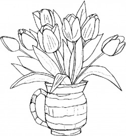 Free Printable Flower Coloring Pages For Kids – Best Coloring Pages For Kids