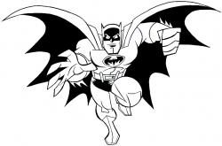 How To Draw Batman From DC Comics With Easy Step By Step Drawing – AZ Coloring Pages