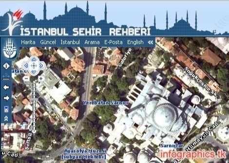 Istanbul Map (Istanbul Metropolitan Municipality)