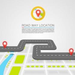Navigation illustrator vector