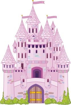 Pink castles