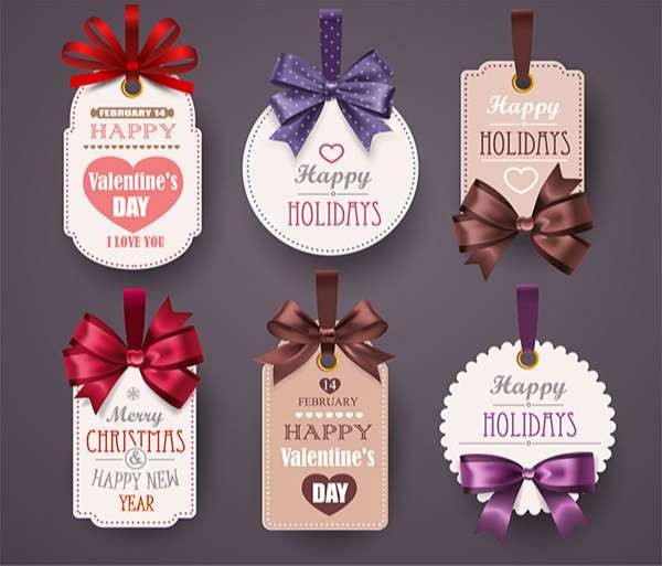 Promotional banners vector