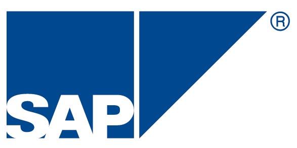 SAP Logo [System Analysis and Program Development]