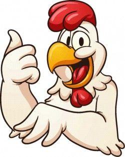 Shutaimuzhi cartoon rooster vector