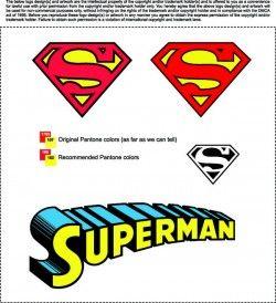 Superman Logos [EPS-CDR-Ai Files]