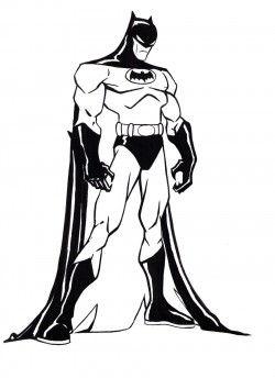 The Batman by jmqrz on DeviantArt