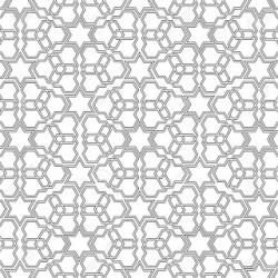 Uk Hot Celeberties: Simple Islamic Art Patterns vector
