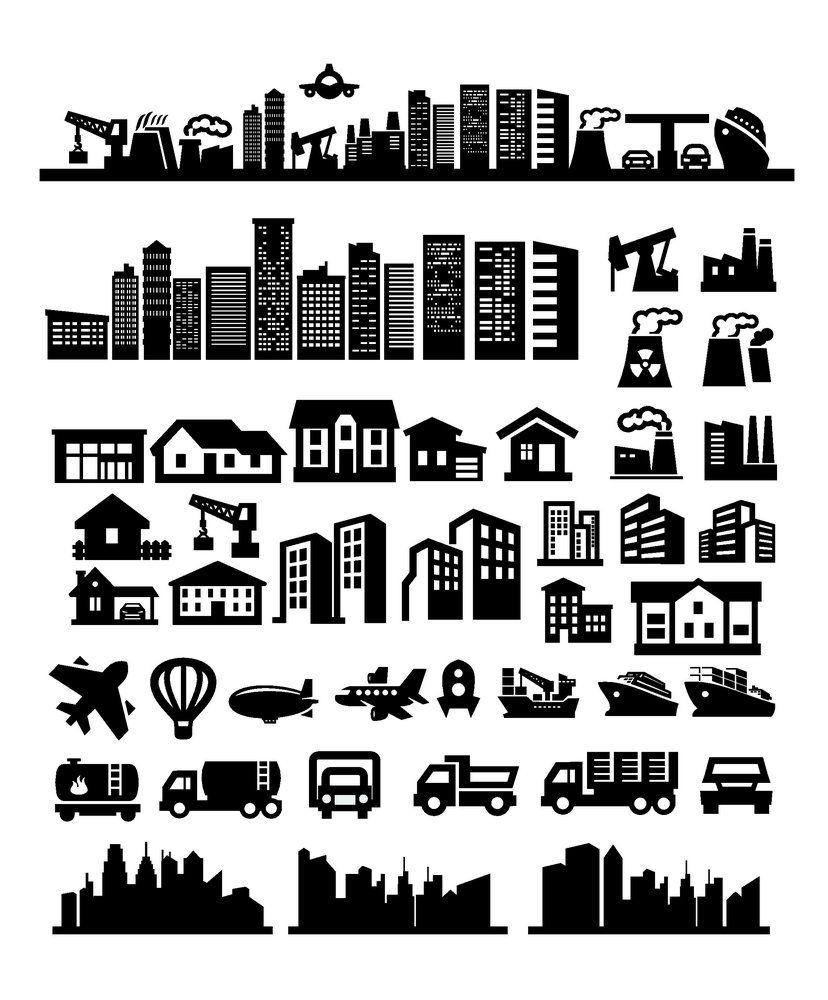 Urban Architecture & Vehicles