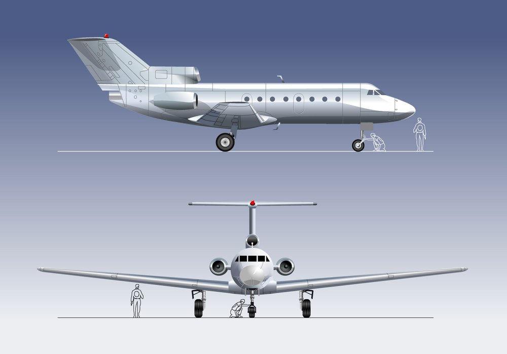 Vector Vector aircraft design