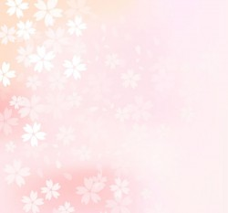 Ya cherry flowers background