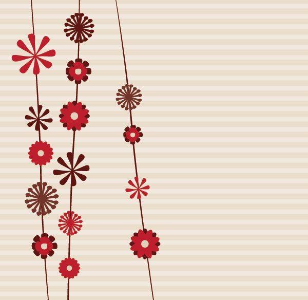 Flowering Plants Vector