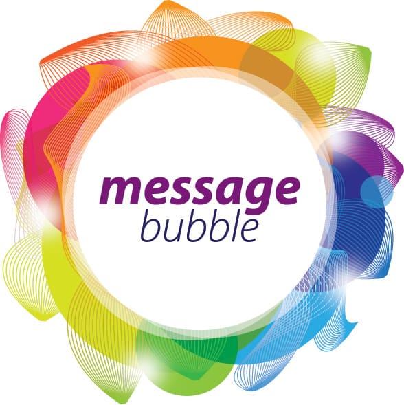Message Bubble Vector