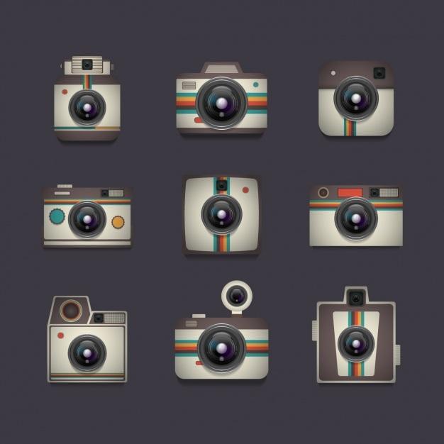 Photocameras collection