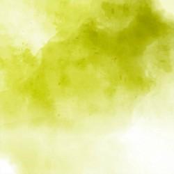 Watercolor texture, green color
