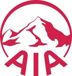AIA – American International Assurance Logo [AI-PDF Files] Vector EPS Free Download, Logo, Icons ...