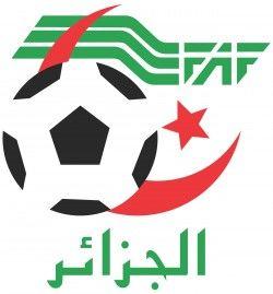 Algerian Football Federation & Algeria National Football Team Logo [PDF] Vector EPS Free Do ...