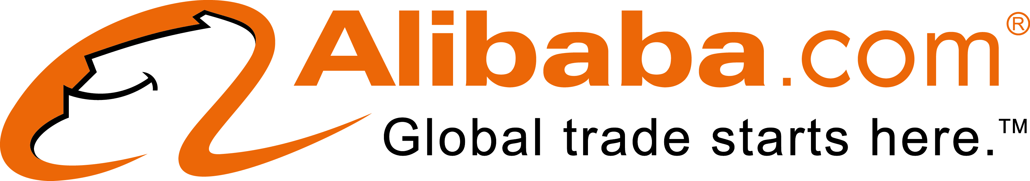 Alibaba.com Logo [EPS File] Vector EPS Free Download, Logo, Icons, Brand Emblems
