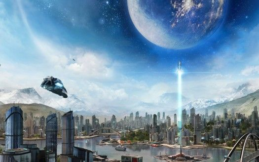 Anno 2205 4K 8K Wallpapers