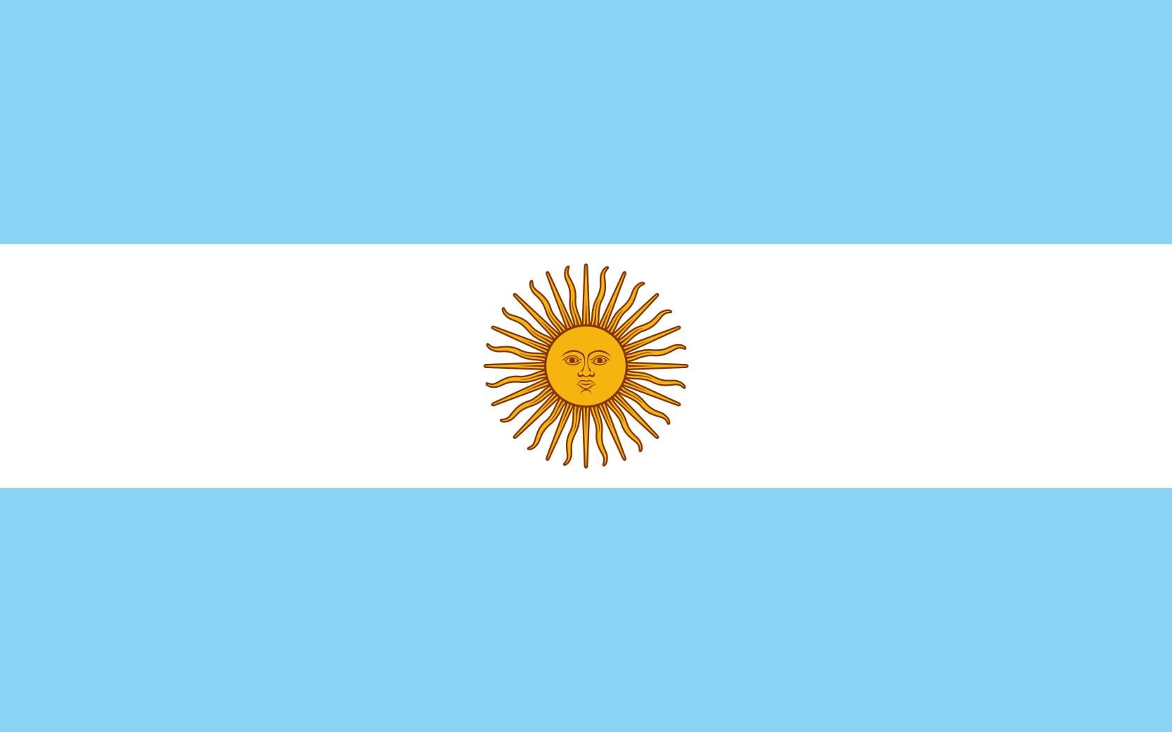 Argentina Flag and Emblem Vector EPS Free Download, Logo, Icons, Brand Emblems