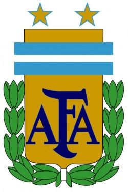 Argentine Football Federation & Argentina National Football Team Logo [EPS-PDF] Vector EPS  ...