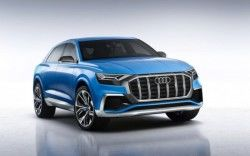2018 Audi Q8 SUV Wallpapers