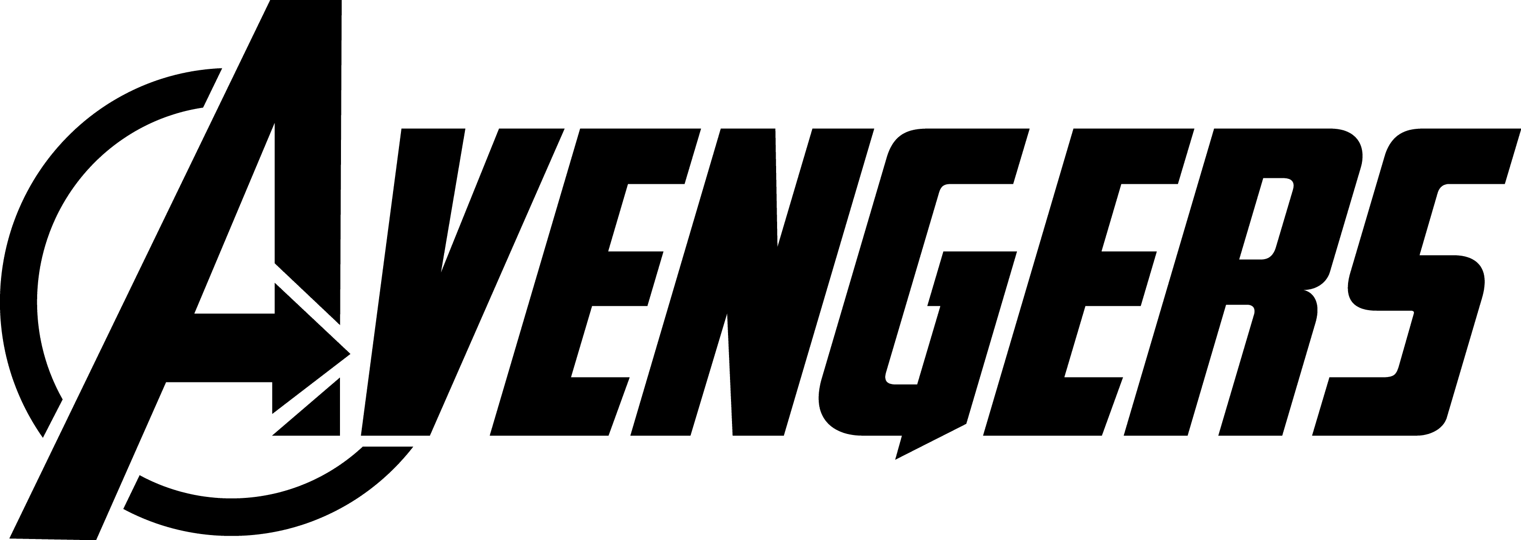 Avengers Logo [PDF] Vector EPS Free Download, Logo, Icons, Brand Emblems