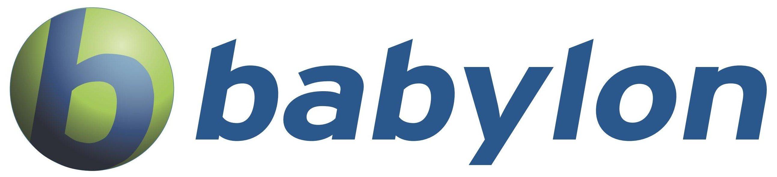 Babylon Logo [EPS File] Vector EPS Free Download, Logo, Icons, Brand Emblems