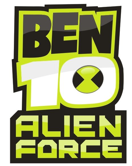 Ben10 Alien Force Logo Vector EPS Free Download, Logo, Icons, Brand Emblems