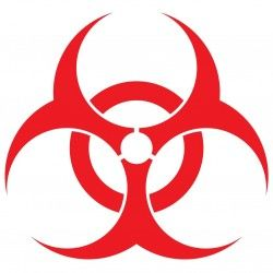 BioHazard Sign [EPS-PDF] Vector EPS Free Download, Logo, Icons, Brand Emblems