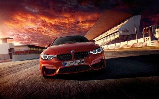 2018 BMW M4 Wallpapers
