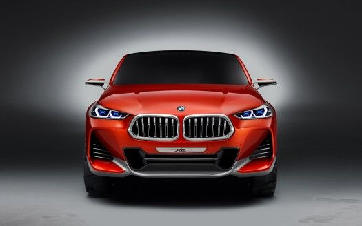 2018 BMW X2 Concept 5K Wallpapers