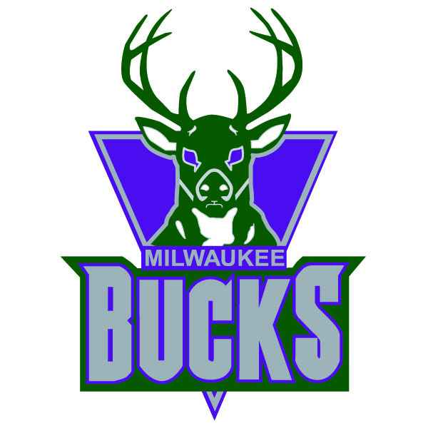 Bucks Logo [Milwaukee Bucks] Vector EPS Free Download, Logo, Icons, Brand Emblems