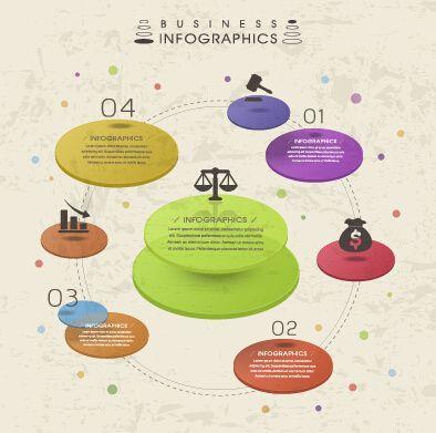 Business infographic creative design30