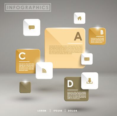 Business infographic creative design54
