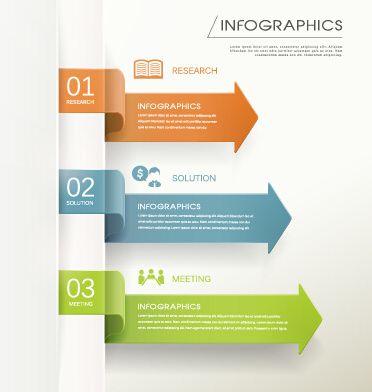 Business infographic creative design08