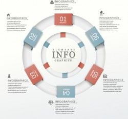 Business infographic creative design12