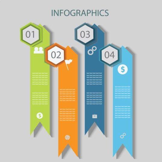 Business Infographic creative design 4449