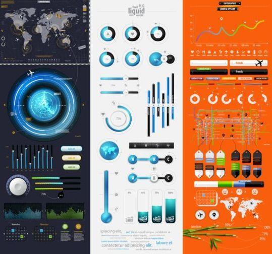 Business Infographic creative design 4438