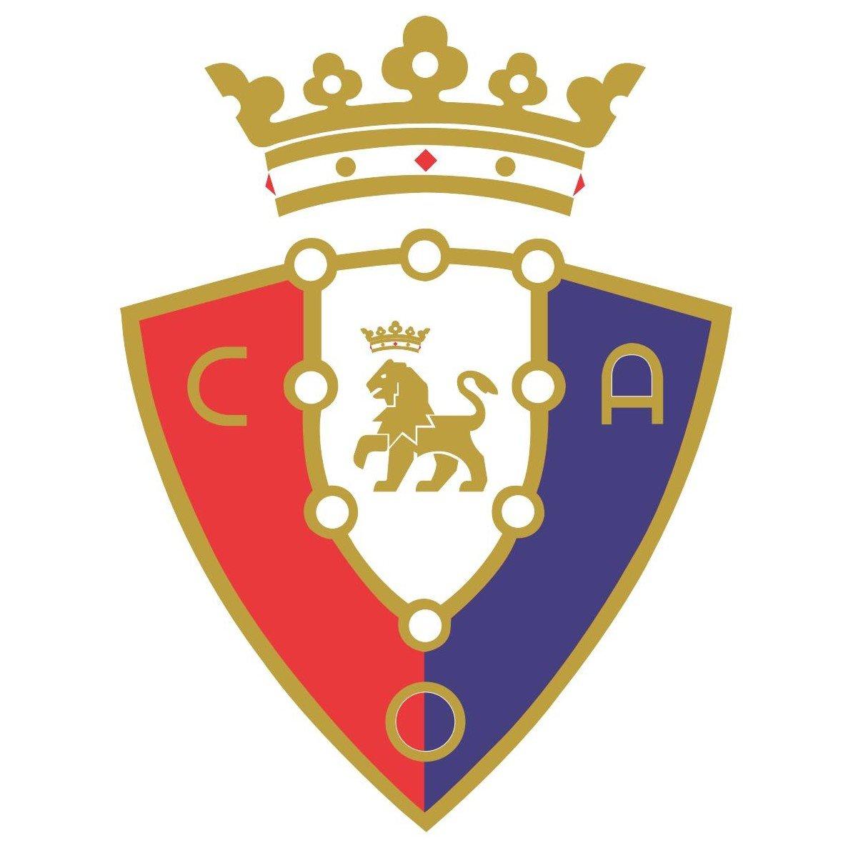 CA Osasuna Logo Vector EPS Free Download, Logo, Icons, Brand Emblems