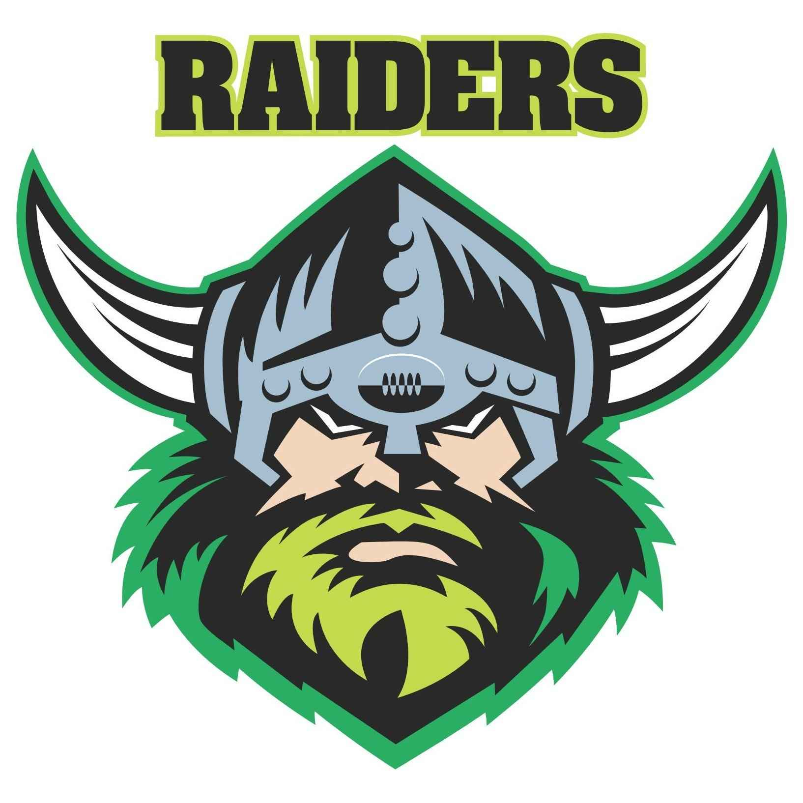 Canberra Raiders Logo Vector EPS Free Download, Logo, Icons, Brand Emblems