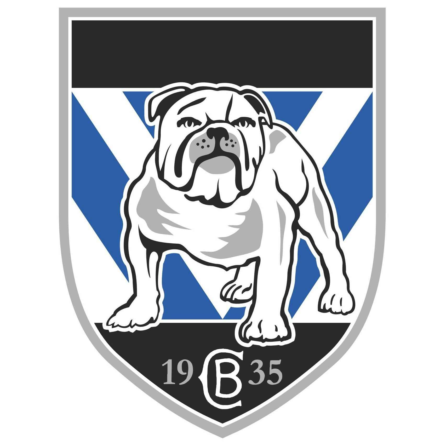 Canterbury-Bankstown Bulldogs Logo Vector EPS Free Download, Logo, Icons, Brand Emblems
