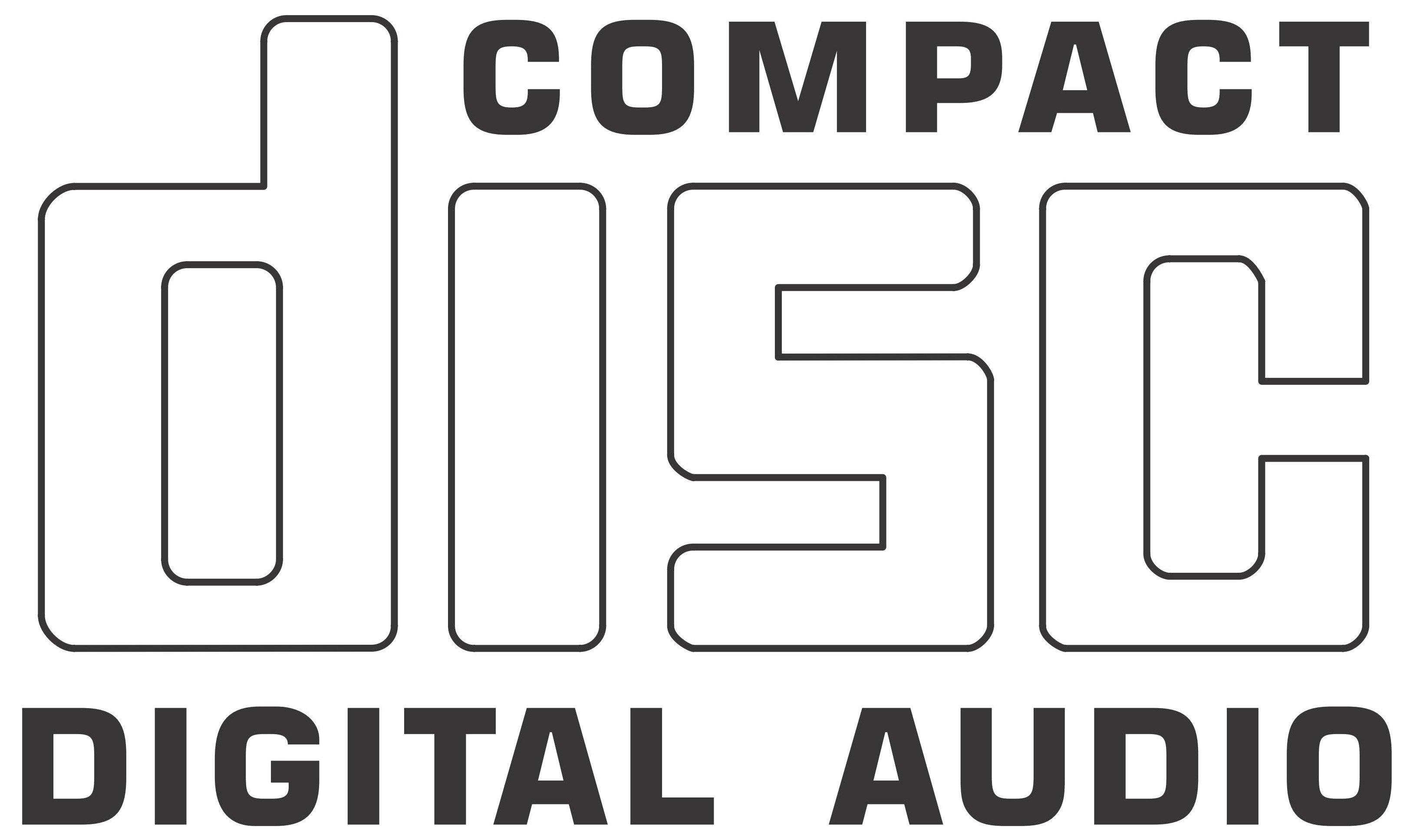 CD-Audio Logo [Compact Disc Digital Audio] Vector EPS Free Download, Logo, Icons, Brand Emblems