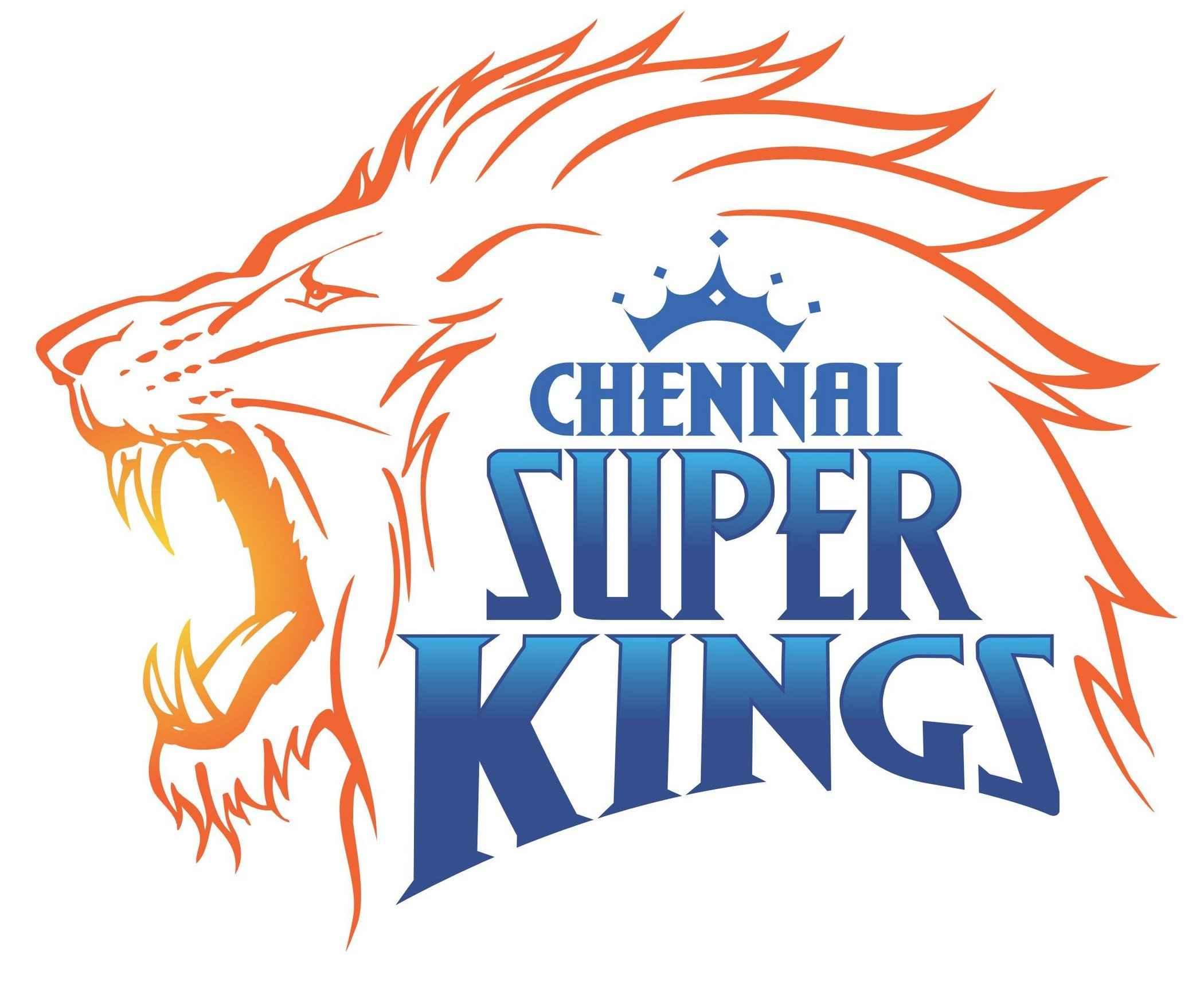 Chennai Super Kings Logo Vector [EPS File] Vector EPS Free Download, Logo, Icons, Brand Emblems