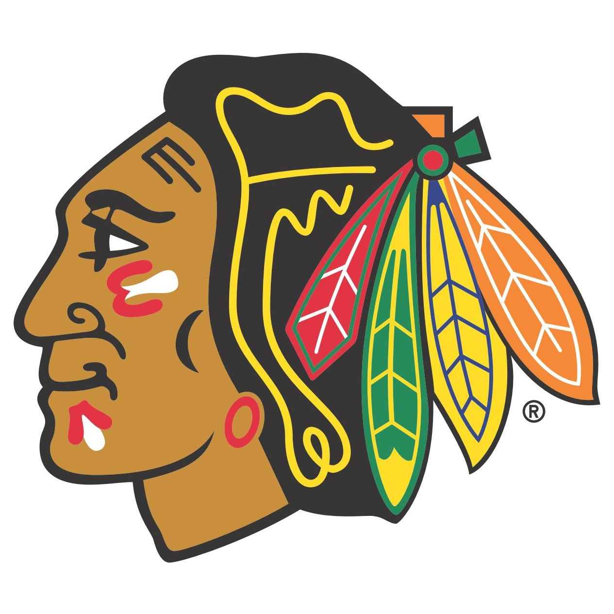 Chicago Blackhawks Logo [EPS – NHL] Vector EPS Free Download, Logo, Icons, Brand Emblems